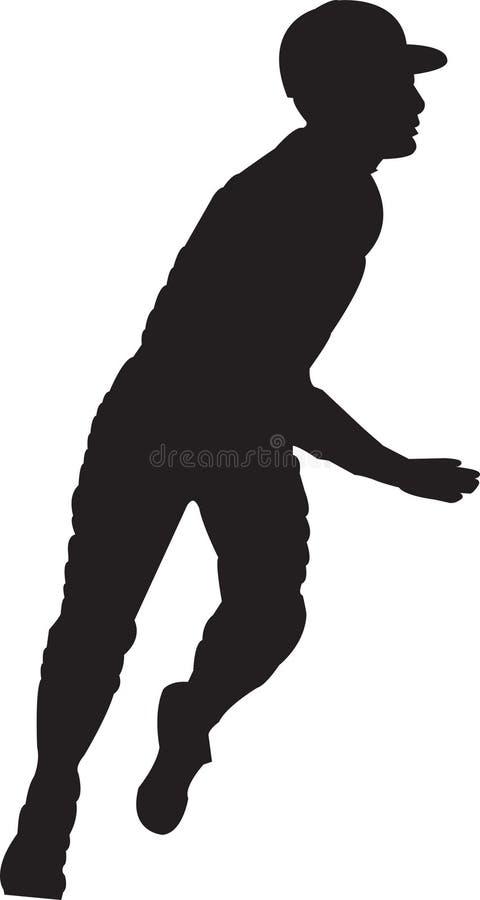 παίχτης του μπέιζμπολ 01 Στοκ Φωτογραφία
