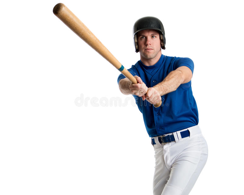 Παίχτης του μπέιζμπολ στοκ εικόνες με δικαίωμα ελεύθερης χρήσης