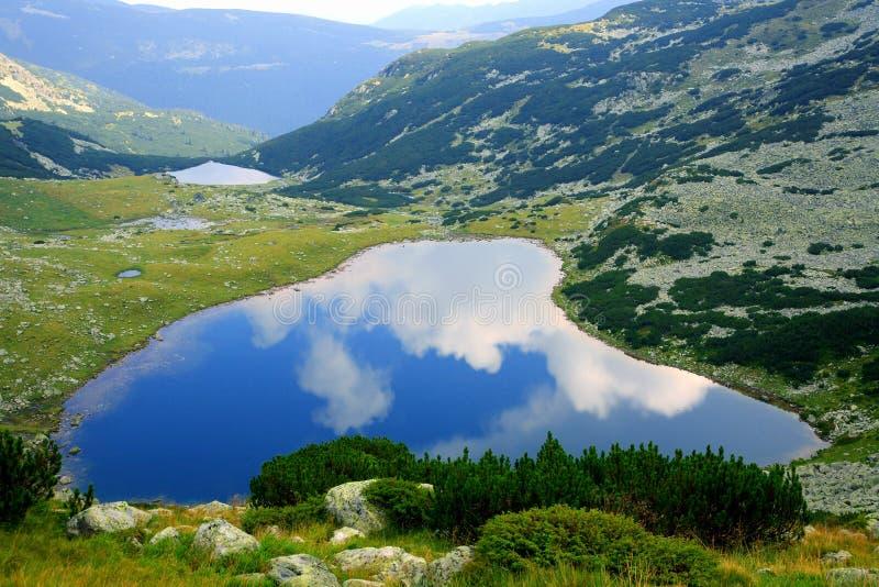παγετώδης λίμνη στοκ εικόνες με δικαίωμα ελεύθερης χρήσης
