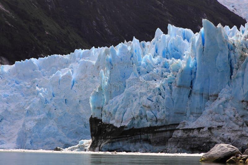 Download παγετώνας γέννησης στοκ εικόνες. εικόνα από σύννεφο, πάγος - 13188218