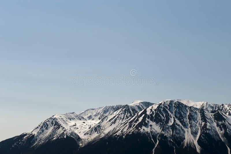 παγετώνας ορεινός στοκ φωτογραφία με δικαίωμα ελεύθερης χρήσης