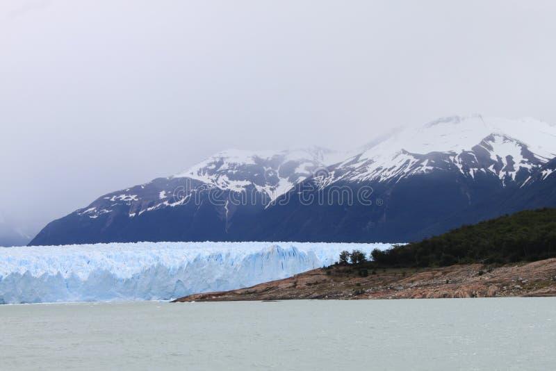 Παγετώνας στην Αργεντινή στοκ φωτογραφίες με δικαίωμα ελεύθερης χρήσης