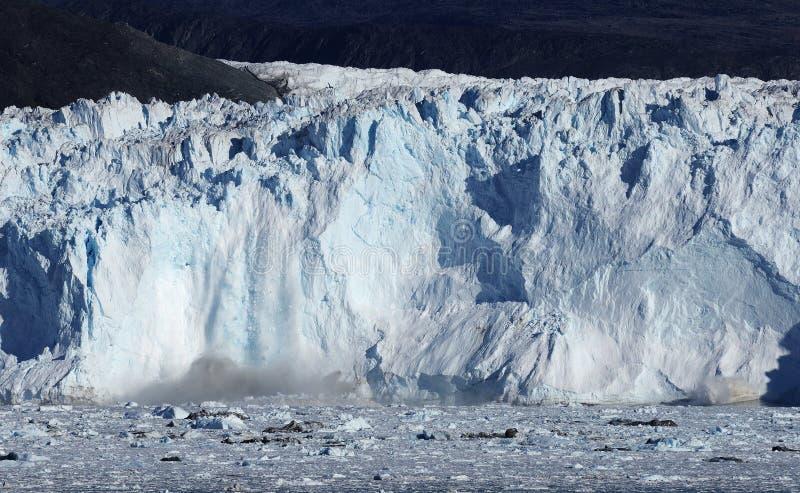 Παγετώνας στη Γροιλανδία 2 στοκ εικόνα