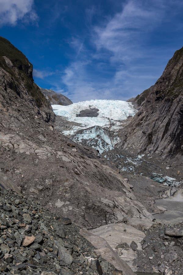Παγετώνας του Franz Josef στοκ φωτογραφίες με δικαίωμα ελεύθερης χρήσης