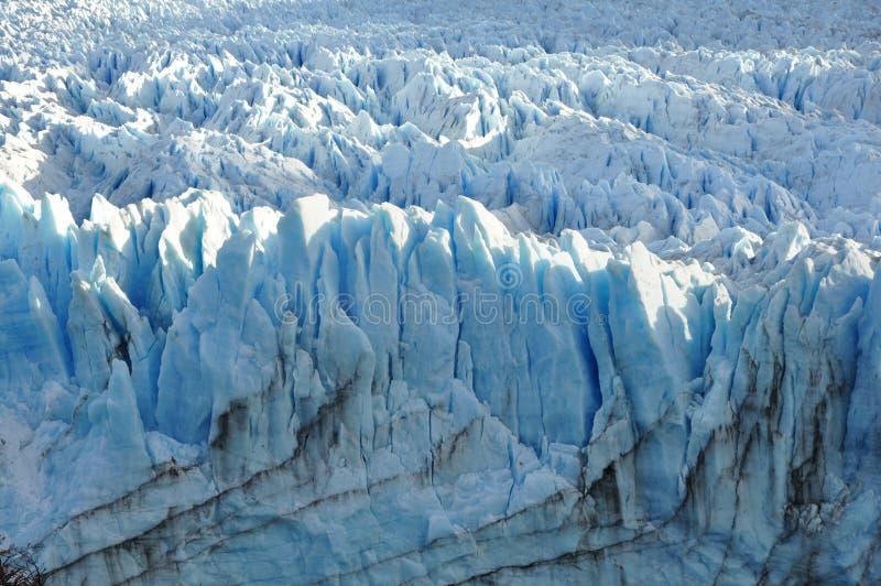 Παγετώνας Moreno στοκ εικόνες