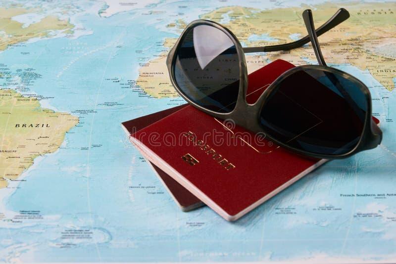 Παγκόσμια έννοια προγραμματισμού ταξιδιού στοκ εικόνες με δικαίωμα ελεύθερης χρήσης