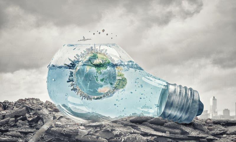 παγκόσμια αύξηση της θερμ&omic στοκ φωτογραφίες με δικαίωμα ελεύθερης χρήσης