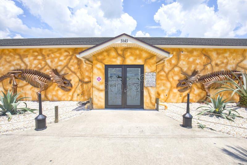 Παγκόσμια είσοδος δεινοσαύρων στοκ εικόνες με δικαίωμα ελεύθερης χρήσης