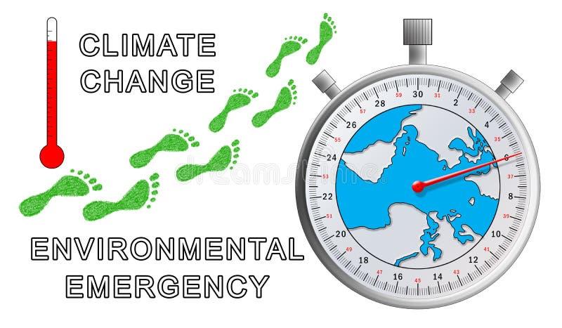 παγκόσμια υψηλή σκόπιμη τονίζοντας αύξηση της θερμοκρασίας λόγω του φαινομένου του θερμοκηπίου αντίθεσης έννοιας κίτρινη απεικόνιση αποθεμάτων