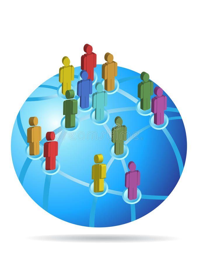 παγκόσμιο δίκτυο κοινων& απεικόνιση αποθεμάτων