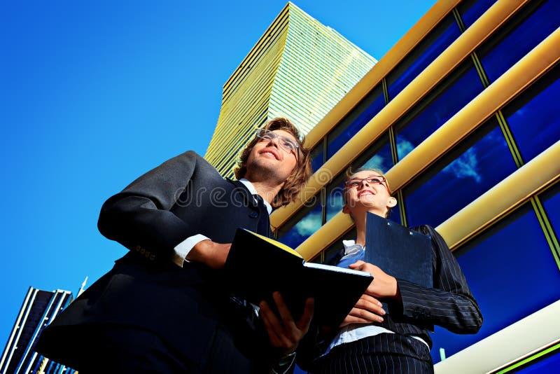 Παγκόσμιο επιχειρηματικό πεδίο στοκ φωτογραφία