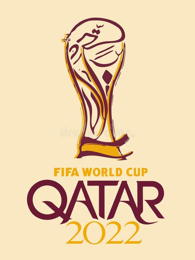 Παγκόσμιο Κύπελλο της FIFA του Κατάρ 2022 ελεύθερη απεικόνιση δικαιώματος