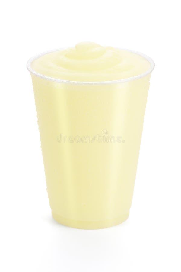 Παγωμένος καταφερτζής λεμονάδας ή ανανά στοκ φωτογραφία με δικαίωμα ελεύθερης χρήσης