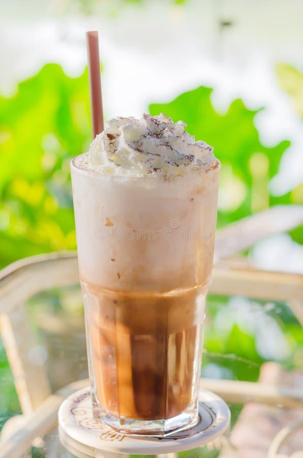 Παγωμένος καφές στοκ φωτογραφίες με δικαίωμα ελεύθερης χρήσης