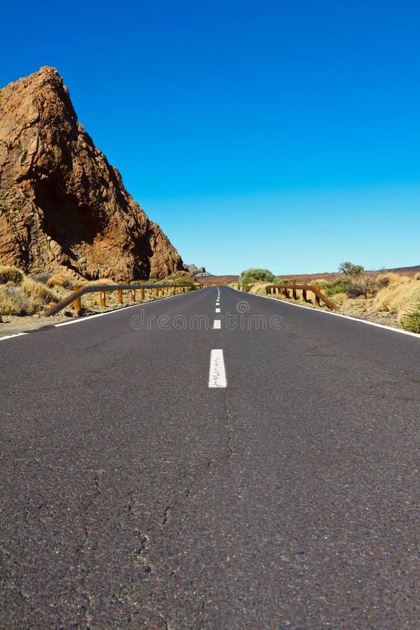 παγωμένος κρατήρας δρόμος λάβας στοκ φωτογραφίες με δικαίωμα ελεύθερης χρήσης