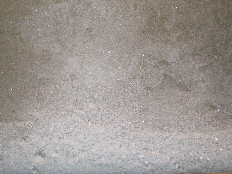 Παγωμένος τοίχος στοκ εικόνες με δικαίωμα ελεύθερης χρήσης