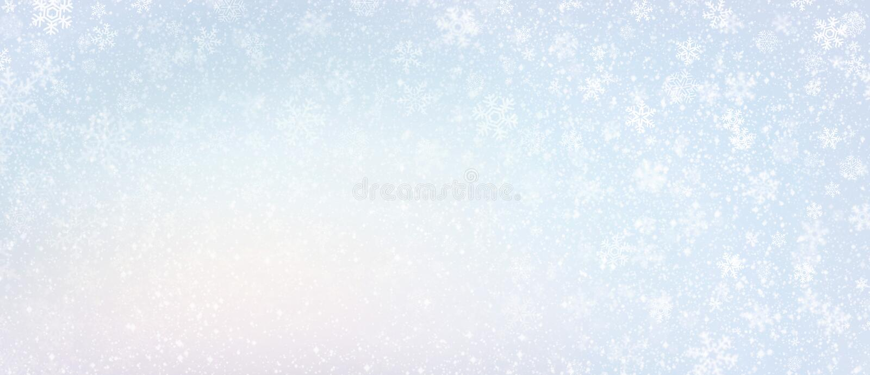 Παγωμένο χειμερινά snowflakes υπόβαθρο στοκ φωτογραφία με δικαίωμα ελεύθερης χρήσης