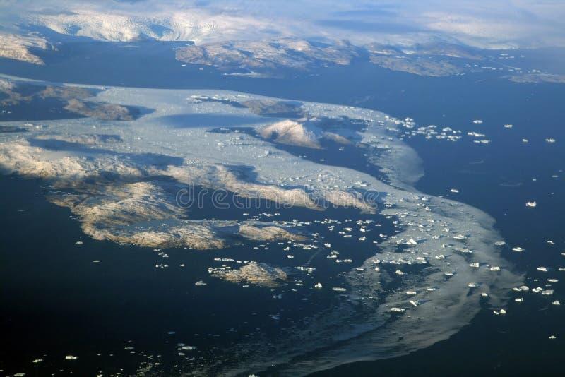 παγόβουνα Ισλανδία στοκ εικόνες