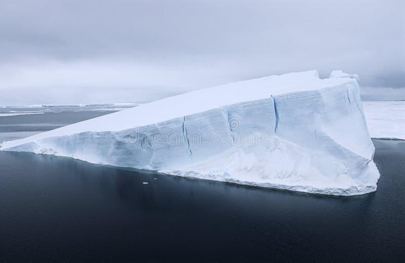 Παγόβουνο θάλασσας της Ανταρκτικής Weddell Στοκ Εικόνες