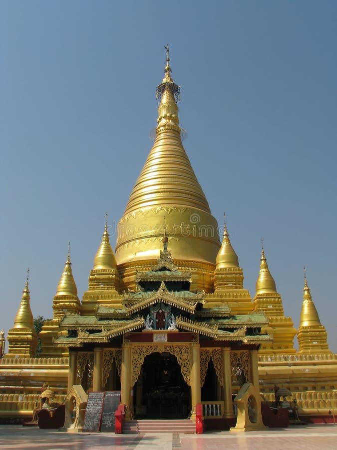 παγόδα της Myanmar yangon στοκ φωτογραφία με δικαίωμα ελεύθερης χρήσης