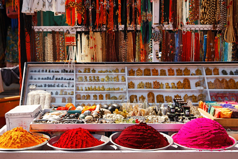 Παζαριών σε Hampi, Ινδία