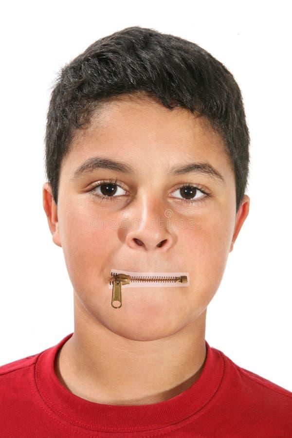παιδί απείθαρχο στοκ φωτογραφία με δικαίωμα ελεύθερης χρήσης