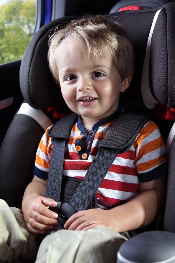 παιδί αυτοκινήτων αγορα&kap στοκ εικόνες