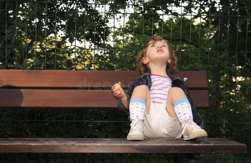 παιδί ονειροπόλο στοκ εικόνα με δικαίωμα ελεύθερης χρήσης