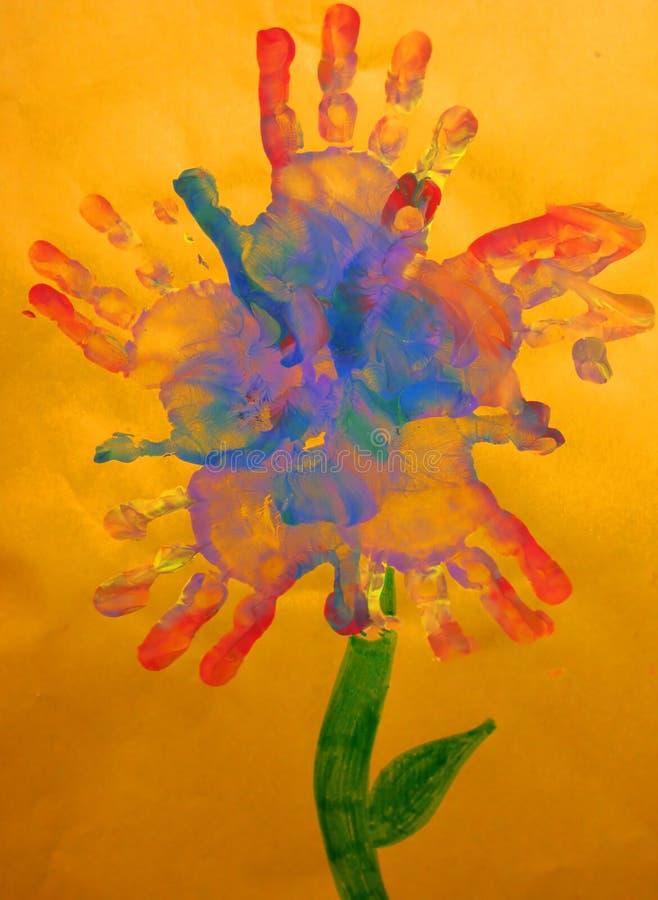 παιδί s τέχνης στοκ εικόνες με δικαίωμα ελεύθερης χρήσης
