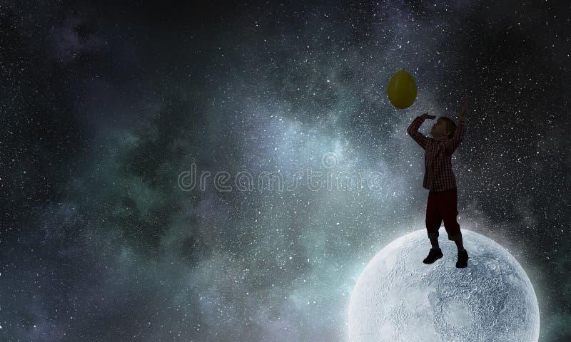 Παιδαριώδη γλυκά όνειρα στοκ φωτογραφία με δικαίωμα ελεύθερης χρήσης