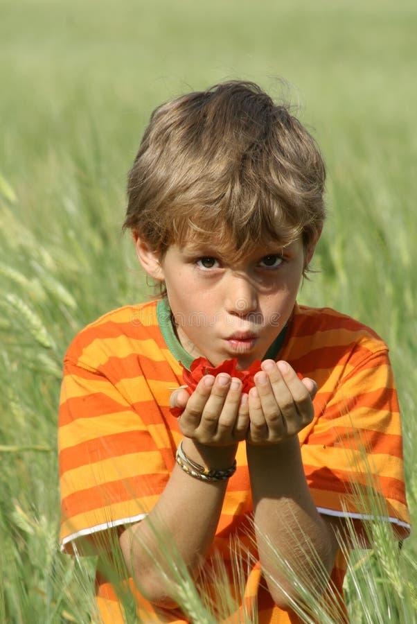παιδιά υγιή στοκ εικόνα με δικαίωμα ελεύθερης χρήσης