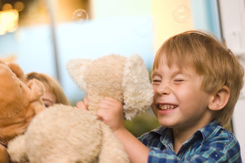 παιδική ηλικία ευτυχής στοκ εικόνα