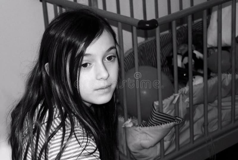 παιδική ηλικία που χάνετα&i στοκ φωτογραφίες