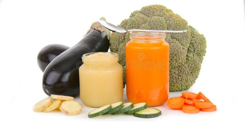 παιδική τροφή υγιής στοκ εικόνα με δικαίωμα ελεύθερης χρήσης