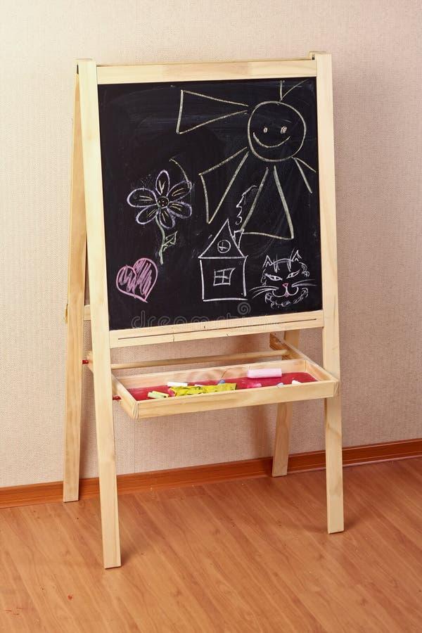 παιδικός σταθμός πινάκων στοκ εικόνες με δικαίωμα ελεύθερης χρήσης
