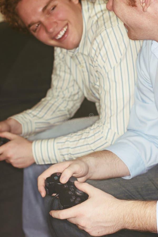 παιχνίδια διασκέδασης στοκ εικόνες με δικαίωμα ελεύθερης χρήσης