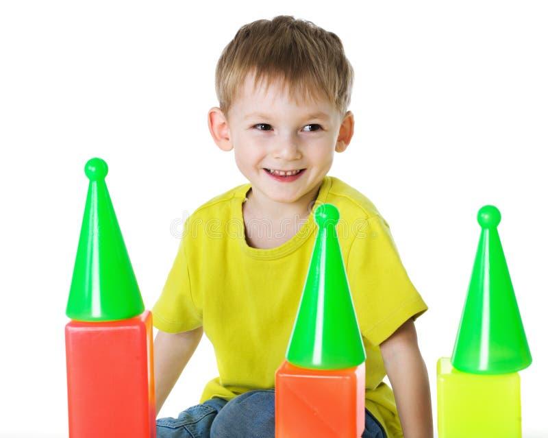 παιχνίδια χρώματος παιδιών & στοκ εικόνες