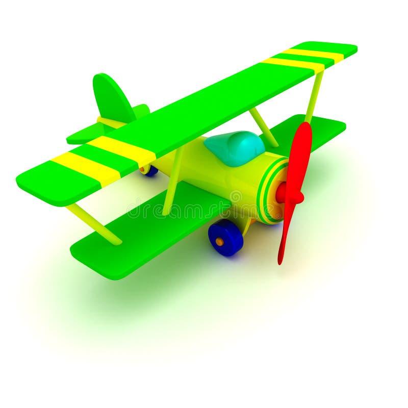 παιχνίδι αεροπλάνων διανυσματική απεικόνιση