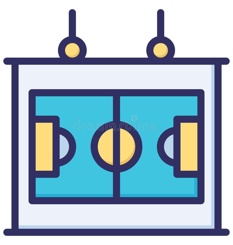 Παιχνίδι, απομονωμένο έδαφος διανυσματικό εικονίδιο που μπορεί να τροποποιηθεί εύκολα ή να εκδοθεί διανυσματική απεικόνιση