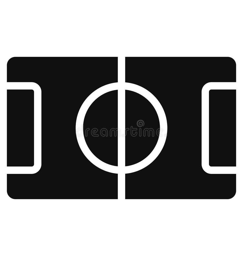 Παιχνίδι, απομονωμένο έδαφος διανυσματικό εικονίδιο που μπορεί να τροποποιηθεί εύκολα ή να εκδοθεί απεικόνιση αποθεμάτων