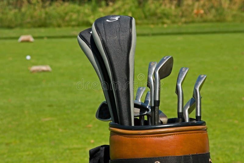 παιχνίδι γκολφ στοκ εικόνα με δικαίωμα ελεύθερης χρήσης