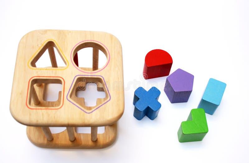 παιχνίδι διαλογέων μορφής στοκ φωτογραφία με δικαίωμα ελεύθερης χρήσης