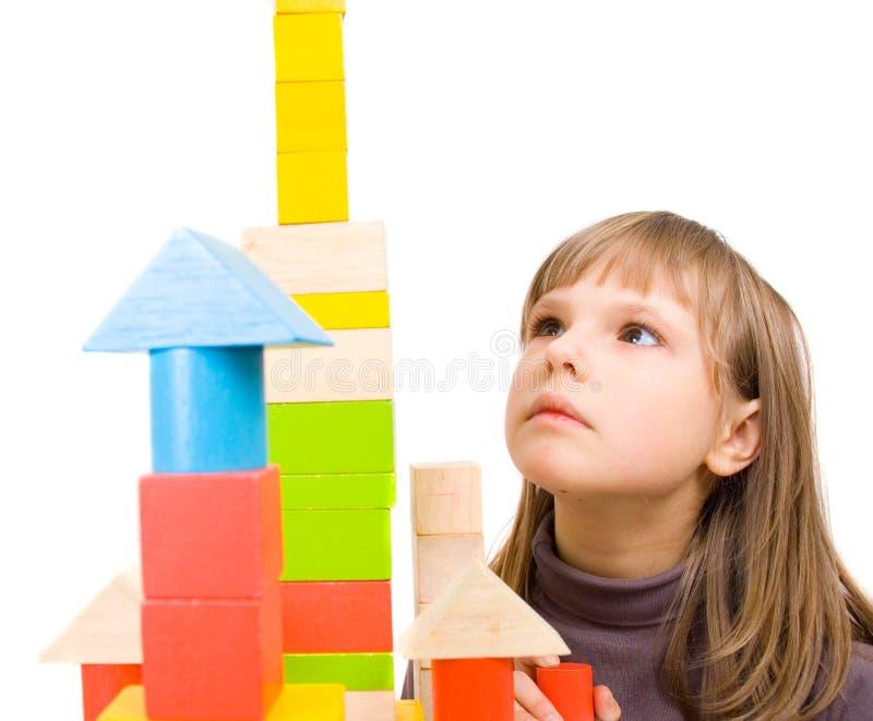 παιχνίδι παιδικών παιχνιδιώ στοκ φωτογραφία
