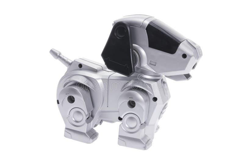 παιχνίδι ρομπότ σκυλιών στοκ φωτογραφίες