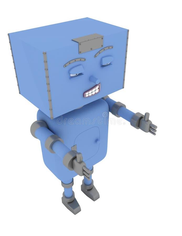 παιχνίδι ρομπότ απεικόνιση αποθεμάτων