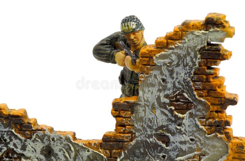 Download παιχνίδι στρατιωτών στοκ εικόνα. εικόνα από arno, στρατιώτης - 79991