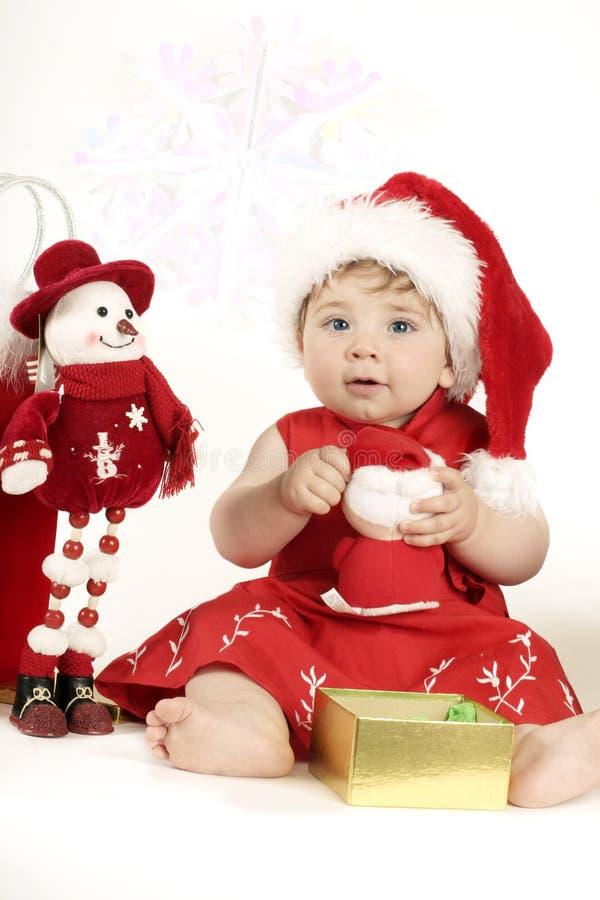 παιχνίδι Χριστουγέννων στοκ φωτογραφίες με δικαίωμα ελεύθερης χρήσης