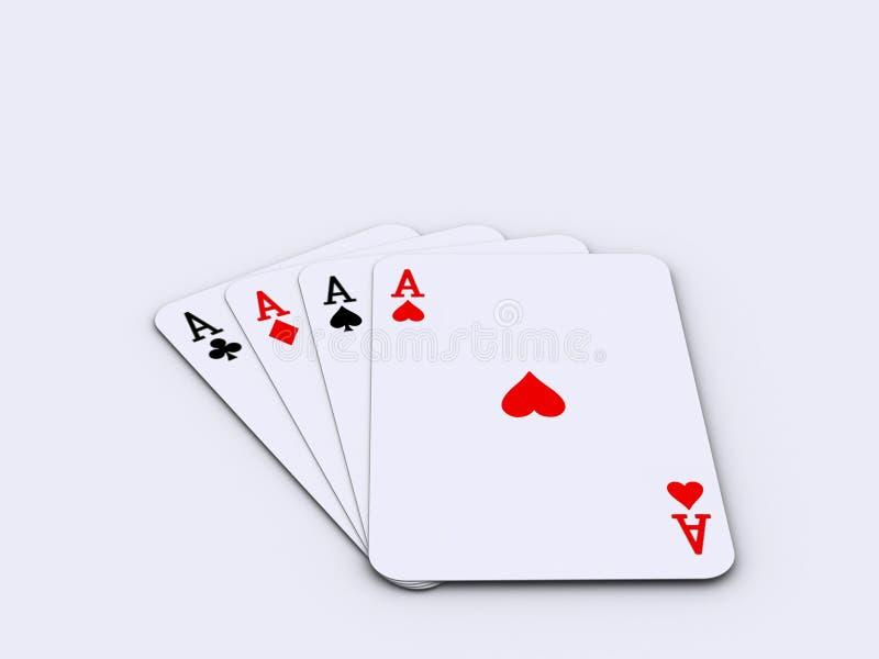 παιχνίδι 6 καρτών ελεύθερη απεικόνιση δικαιώματος