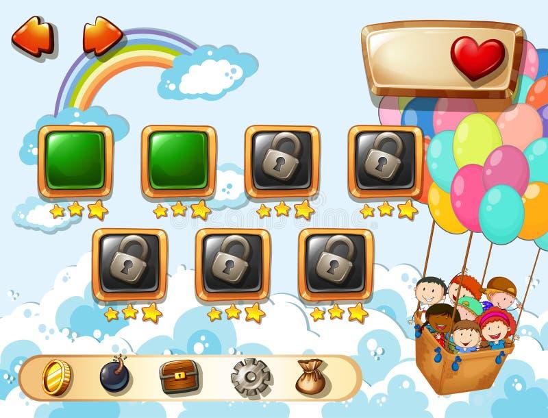 παιχνίδια ελεύθερη απεικόνιση δικαιώματος