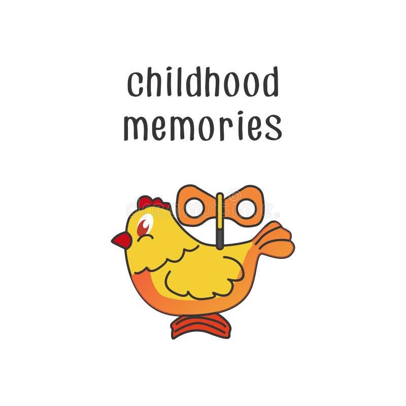 Παιχνίδι κοτόπουλου στοκ εικόνες με δικαίωμα ελεύθερης χρήσης